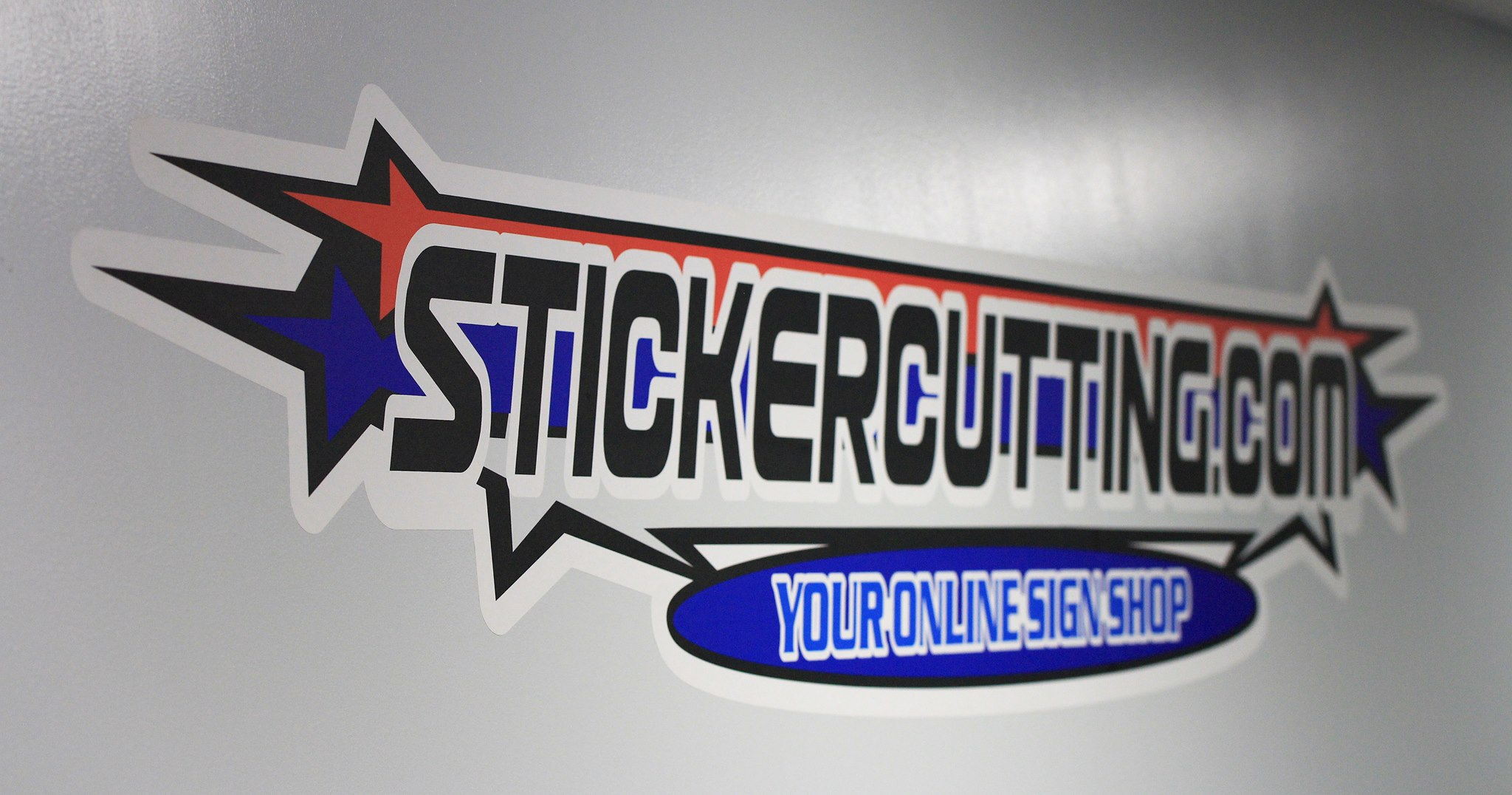 Stickercutting.com Your Online Sign Shop