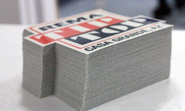 Rema TipTop Stack of reflective stickers