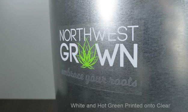 Northwest Custom Printed Stickers