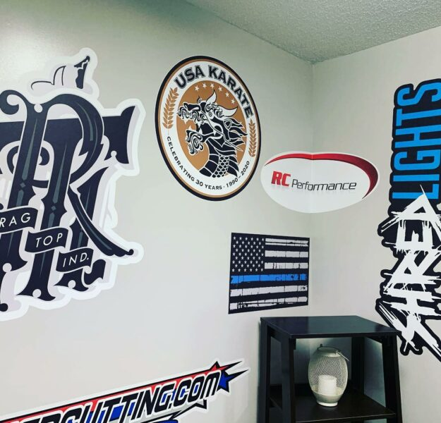 Indoor Removable Wall Stickers No Wall Damage